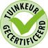 tuinkeur certificaat